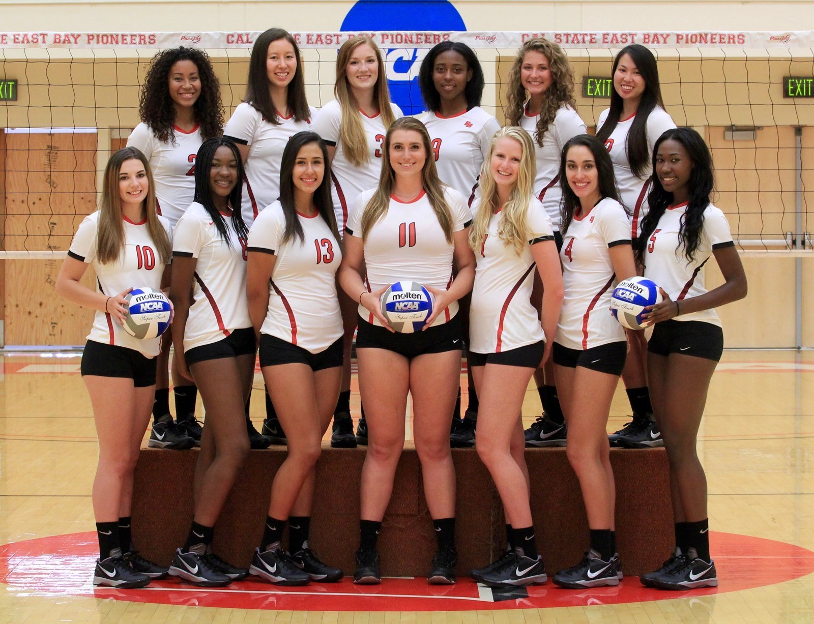 2016 Women S Volleyball Roster Cal State East Bay University Athletics