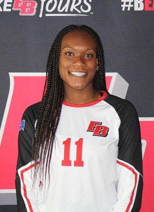 Imani Moreen - Women's Volleyball - Cal State East Bay